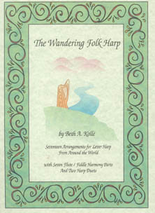 The Wandering Folk Harp - Beth Kolle