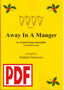 Away in a manger - Download - Stephen Dunstone