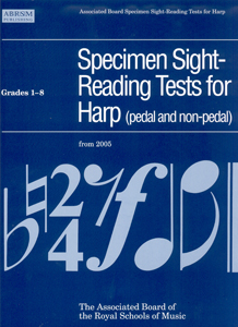 Specimen Sight-Reading Tests / ABRSM - Skaila Kanga