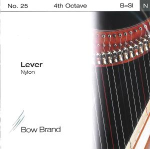 4TH OCTAVE B LEVER NYLON