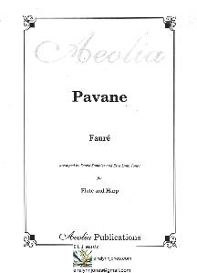Pavane by Faure for Flute and Harp - Eira Lynn Jones