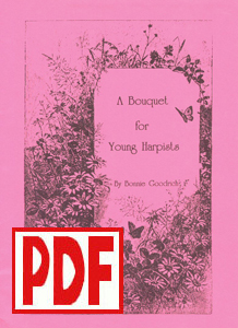 A Bouquet For Young Harpists - Download - Bonnie Goodrich