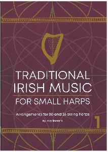 Traditional Irish Music for Small Harps - Katy Bustard
