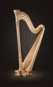 Style 17 Pedal Harp
